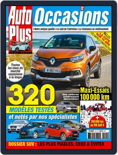 Auto Plus France (Digital) August 1st, 2017 Issue Cover
