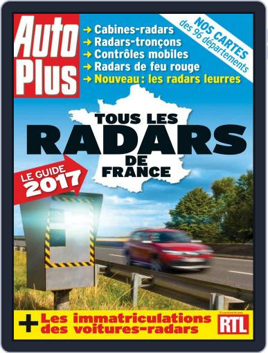 Auto Plus France (Digital) September 1st, 2017 Issue Cover