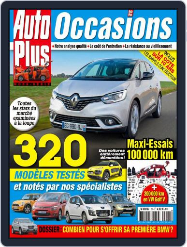 Auto Plus France October 1st, 2017 Digital Back Issue Cover