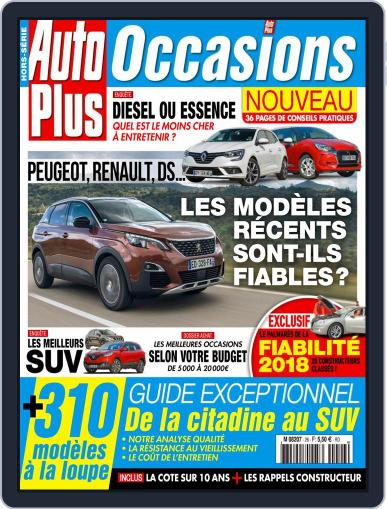 Auto Plus France (Digital) March 1st, 2018 Issue Cover