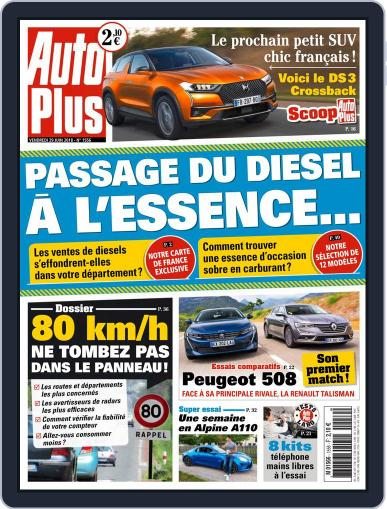 Auto Plus France (Digital) June 29th, 2018 Issue Cover