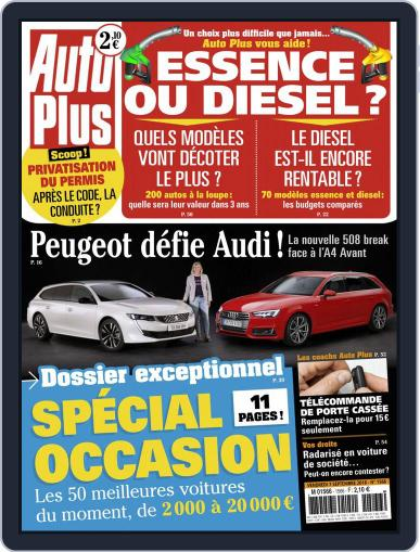 Auto Plus France (Digital) September 7th, 2018 Issue Cover