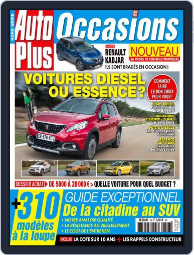 Auto Plus France (Digital) September 30th, 2018 Issue Cover