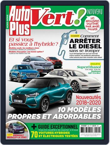Auto Plus France October 1st, 2018 Digital Back Issue Cover
