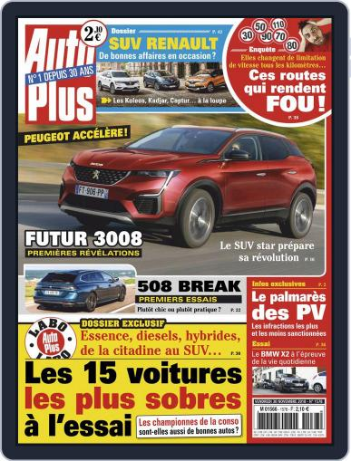 Auto Plus France November 30th, 2018 Digital Back Issue Cover