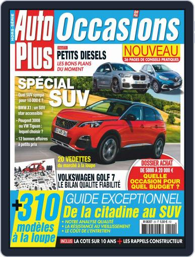 Auto Plus France (Digital) December 1st, 2018 Issue Cover