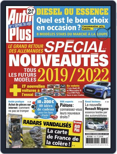 Auto Plus France December 7th, 2018 Digital Back Issue Cover