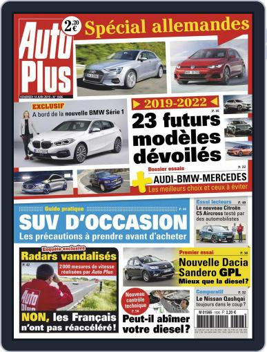 Auto Plus France (Digital) June 14th, 2019 Issue Cover