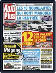 Auto Plus France (Digital) Subscription July 19th, 2019 Issue