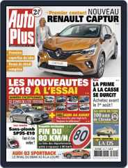 Auto Plus France (Digital) Subscription July 26th, 2019 Issue