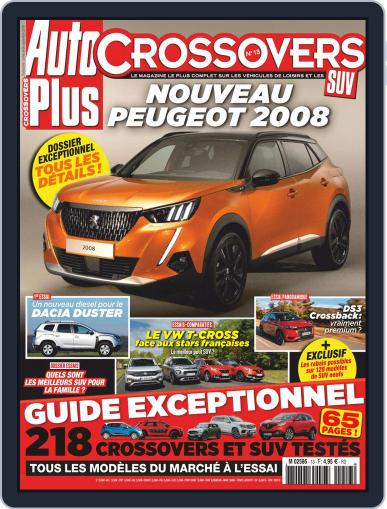 Auto Plus France (Digital) August 1st, 2019 Issue Cover