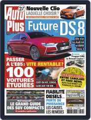 Auto Plus France (Digital) Subscription August 9th, 2019 Issue