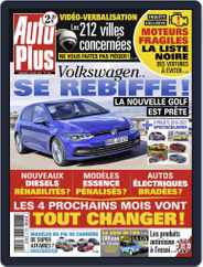 Auto Plus France (Digital) Subscription August 23rd, 2019 Issue