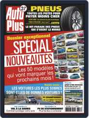 Auto Plus France (Digital) Subscription September 6th, 2019 Issue