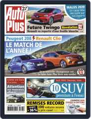 Auto Plus France (Digital) Subscription October 11th, 2019 Issue