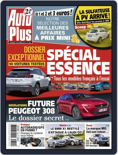 Auto Plus France (Digital) October 18th, 2019 Issue Cover