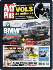Auto Plus France (Digital) Subscription November 8th, 2019 Issue