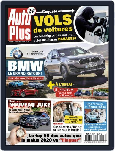Auto Plus France (Digital) November 8th, 2019 Issue Cover