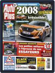 Auto Plus France (Digital) Subscription November 29th, 2019 Issue
