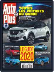 Auto Plus France (Digital) Subscription December 4th, 2019 Issue