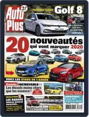 Auto Plus France (Digital) Subscription December 13th, 2019 Issue