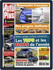 Auto Plus France (Digital) Subscription December 20th, 2019 Issue