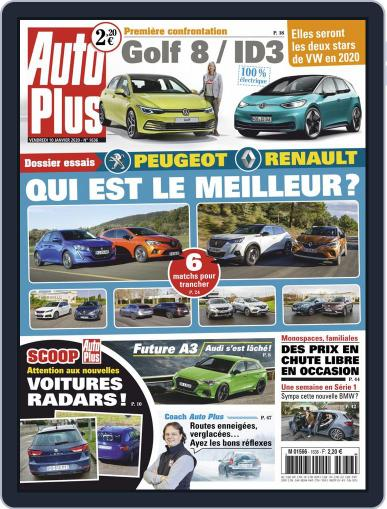 Auto Plus France (Digital) January 10th, 2020 Issue Cover