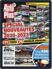 Auto Plus France (Digital) Subscription January 17th, 2020 Issue