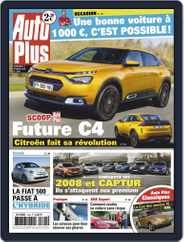 Auto Plus France (Digital) Subscription February 21st, 2020 Issue
