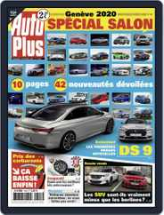 Auto Plus France (Digital) Subscription February 28th, 2020 Issue