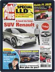Auto Plus France (Digital) Subscription March 13th, 2020 Issue