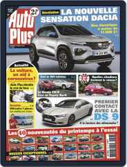 Auto Plus France (Digital) Subscription March 20th, 2020 Issue