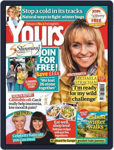 Yours (Digital) January 29th, 2019 Issue Cover