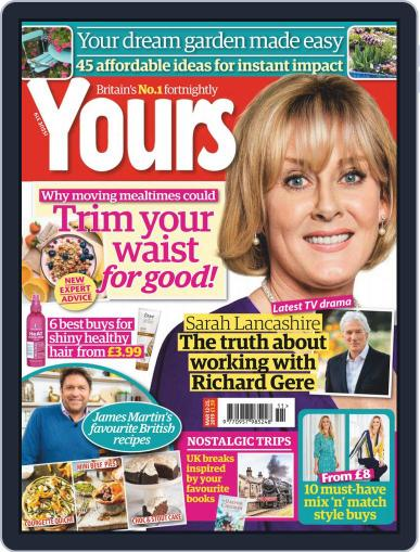 Yours (Digital) March 12th, 2019 Issue Cover