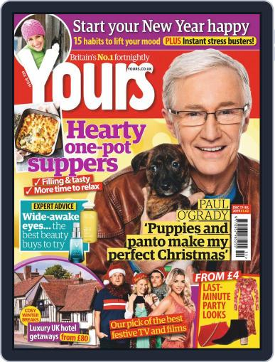 Yours (Digital) December 17th, 2019 Issue Cover