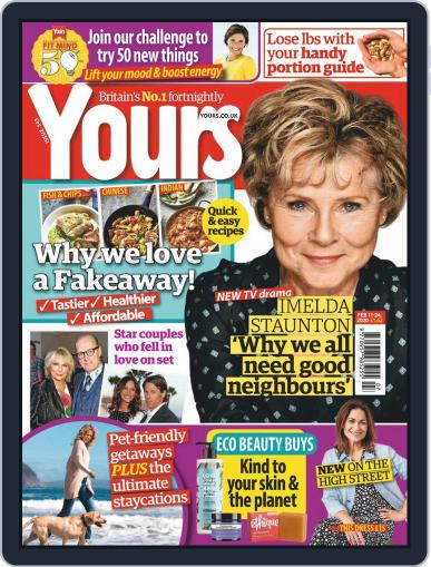Yours (Digital) February 11th, 2020 Issue Cover
