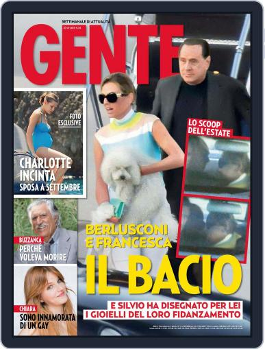 Gente (Digital) August 9th, 2013 Issue Cover