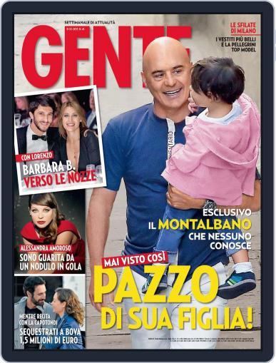 Gente September 27th, 2013 Digital Back Issue Cover