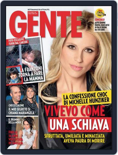 Gente November 1st, 2013 Digital Back Issue Cover