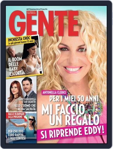 Gente November 8th, 2013 Digital Back Issue Cover