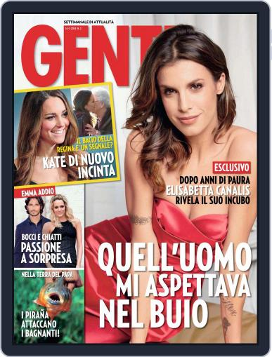Gente (Digital) January 3rd, 2014 Issue Cover