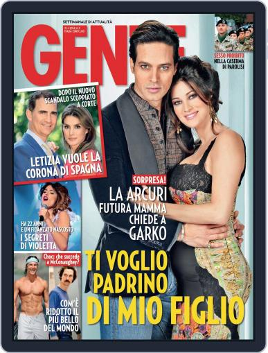 Gente January 10th, 2014 Digital Back Issue Cover