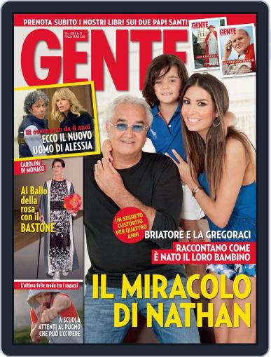 Gente (Digital) April 4th, 2014 Issue Cover
