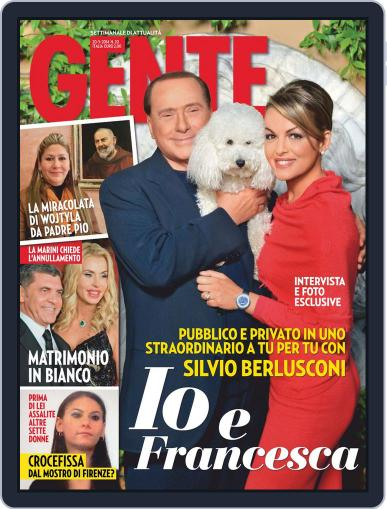Gente May 9th, 2014 Digital Back Issue Cover