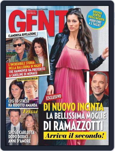 Gente (Digital) October 3rd, 2014 Issue Cover