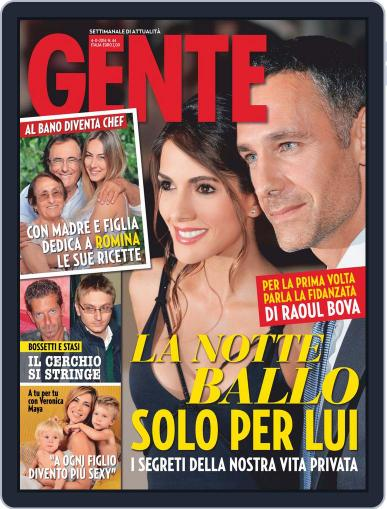 Gente October 24th, 2014 Digital Back Issue Cover