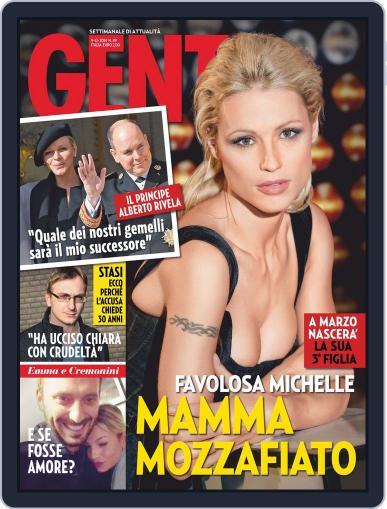 Gente November 28th, 2014 Digital Back Issue Cover
