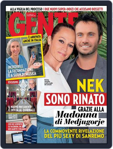 Gente (Digital) February 1st, 2015 Issue Cover