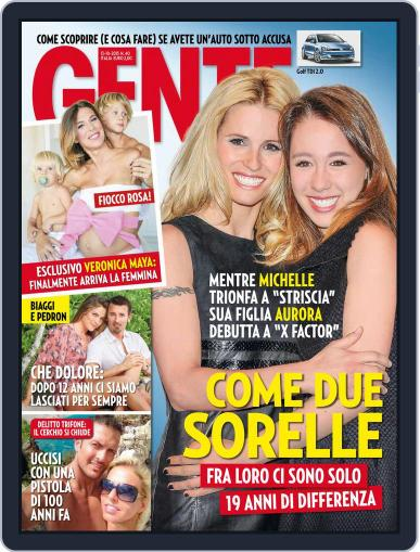 Gente (Digital) October 2nd, 2015 Issue Cover