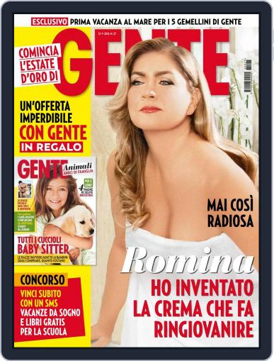 Gente (Digital) July 2nd, 2016 Issue Cover